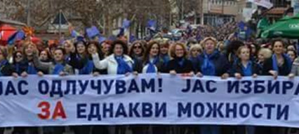 Every Step Counts - Seven Personal Testimonies of Social Democratic Women's Activism  in South East Europe