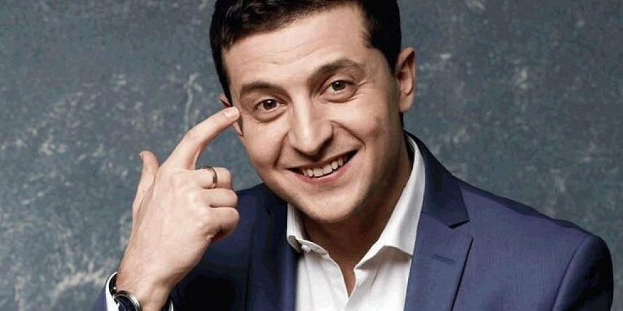 Comedian Volodymyr Zelensky wins Ukraine's presidential runoff with a landslide